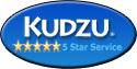Kudzu 5 Star Service Rating